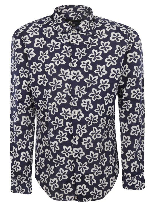 Brian Dales Flower Pattern Shirt