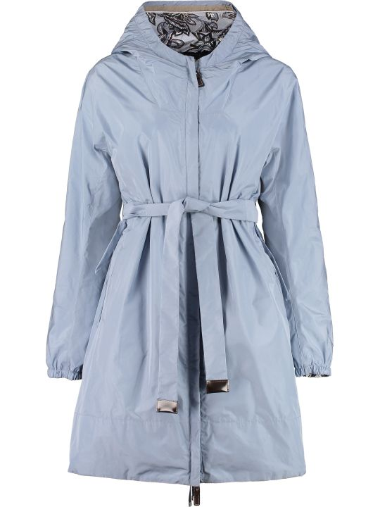 Max Mara The Cube Lightf Hooded Windbreaker