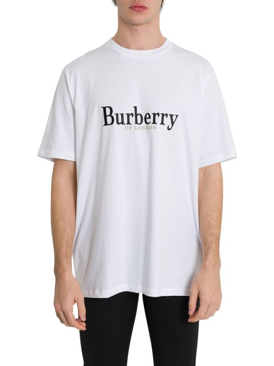 Burberry Burberry Archive Logo Tee