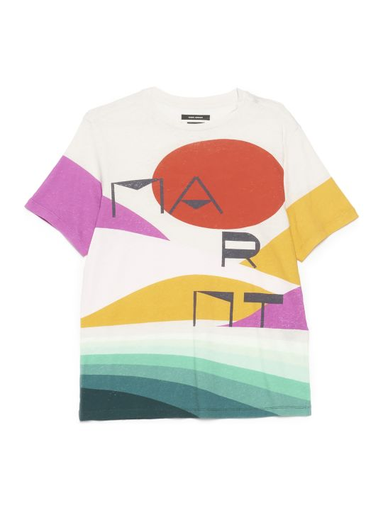 Isabel Marant 'zewel' T-shirt
