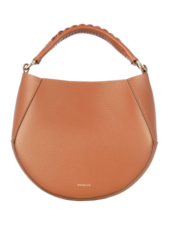 Wandler Mini Corsa Leather Shoulder Bag