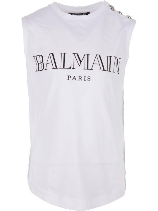 Balmain Paris Tanktop