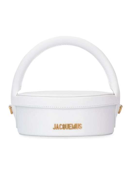 Jacquemus A Gateaux Leather Handbag