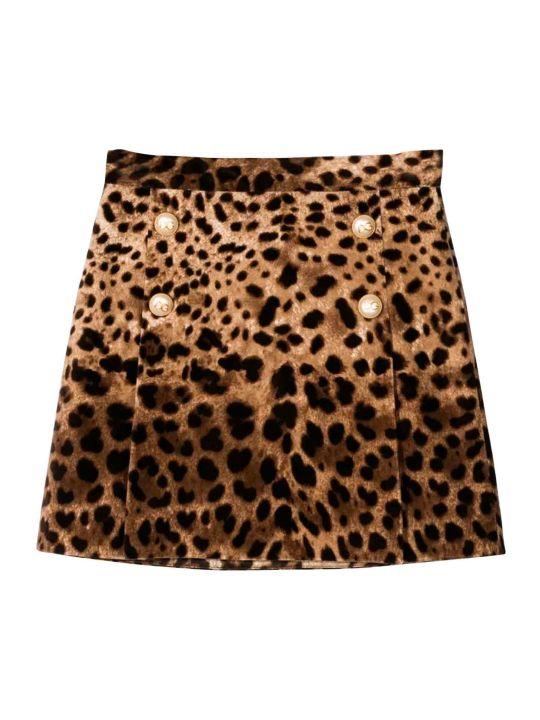 Dolce & Gabbana Dolce E Gabbana Kids Girl Skirt