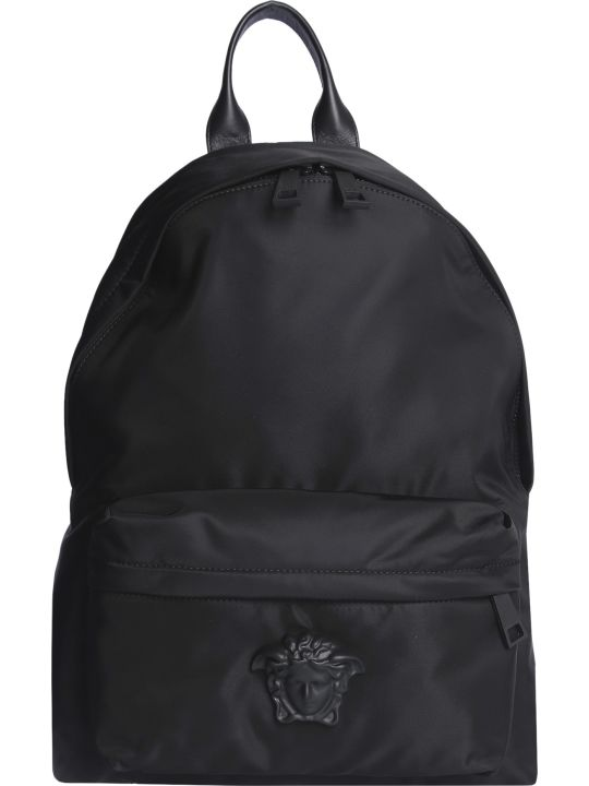 Versace Backpack With Medusa