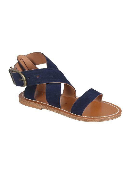 K.Jacques Lazare Flat Sandals