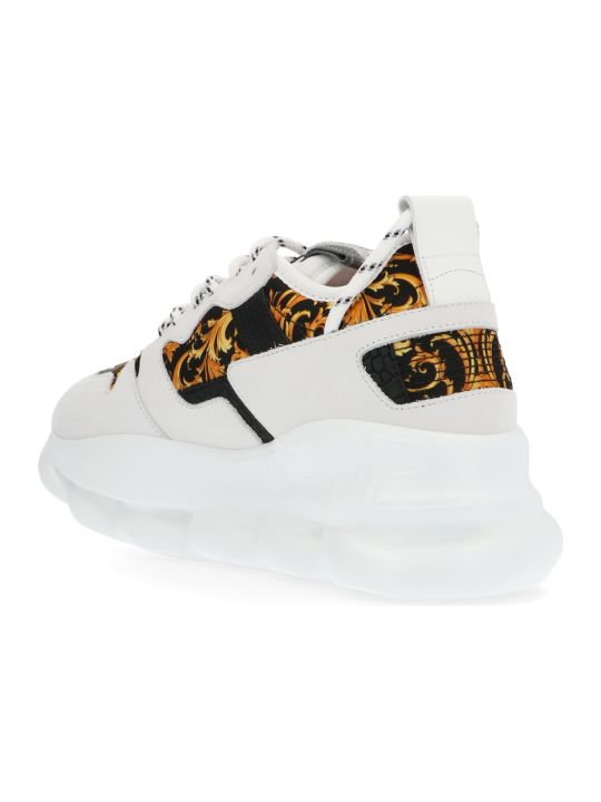 Versace 'chain Reaction' Shoes