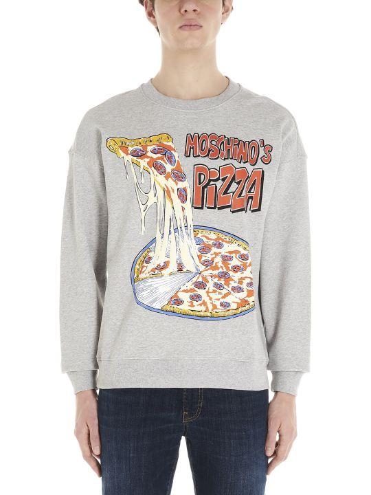 Moschino 'moschino's Pizza' Sweatshirt
