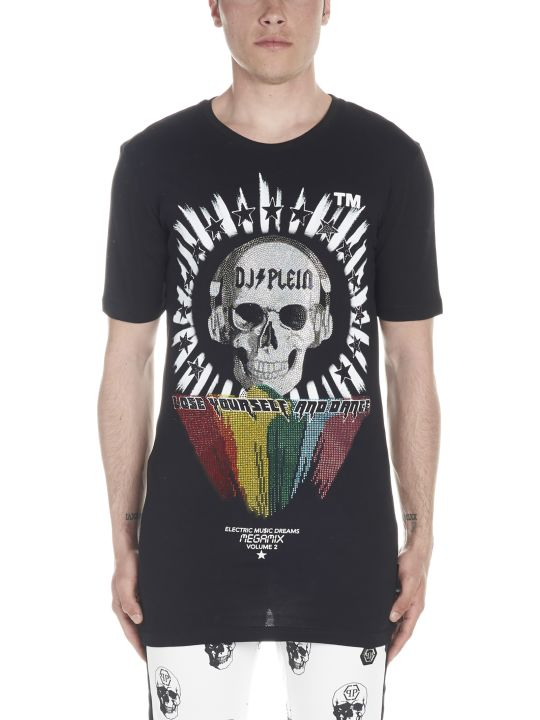 Philipp Plein 'dj Plain' T-shirt