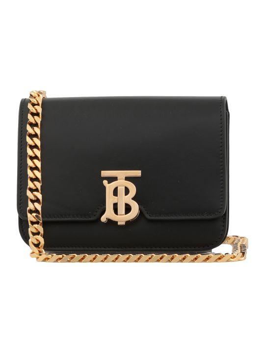 Burberry Bum Bag With Monogram