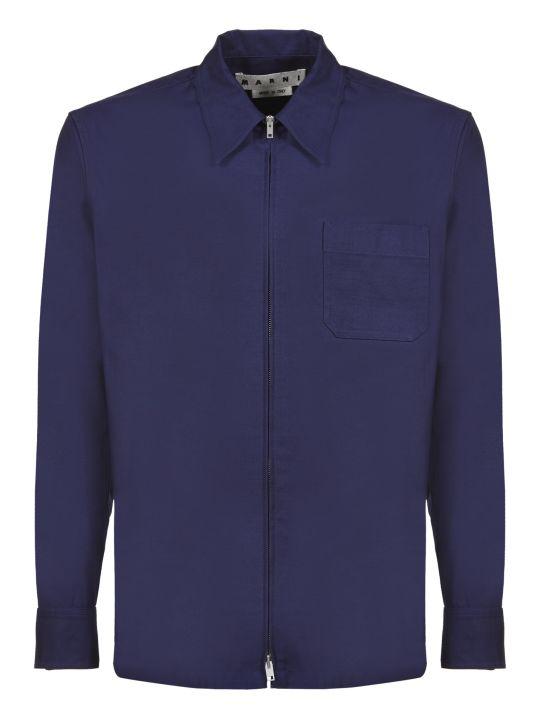 Marni Zipped Shirt