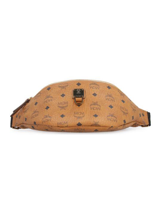 MCM Stark Visetos Belt Bag