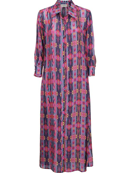 Jessie Western Long Dress
