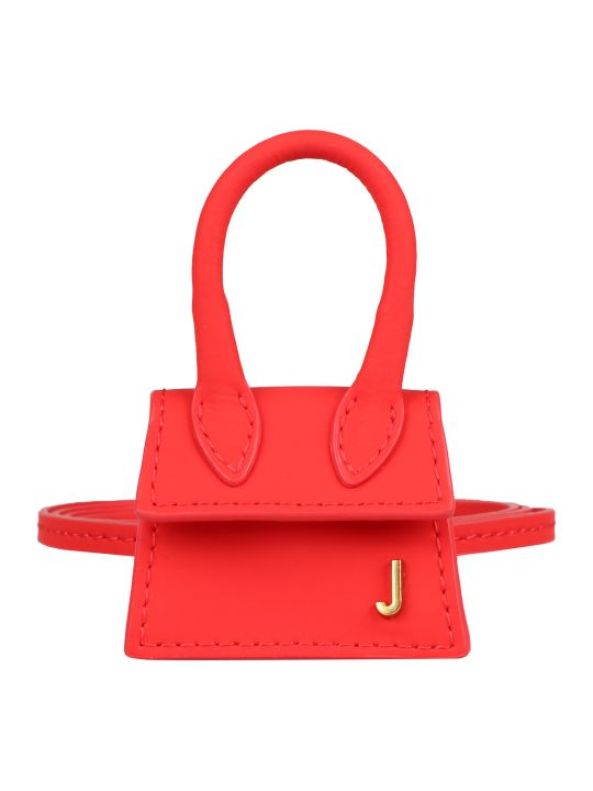 Jacquemus Le Chiquito Leather Mini-bag