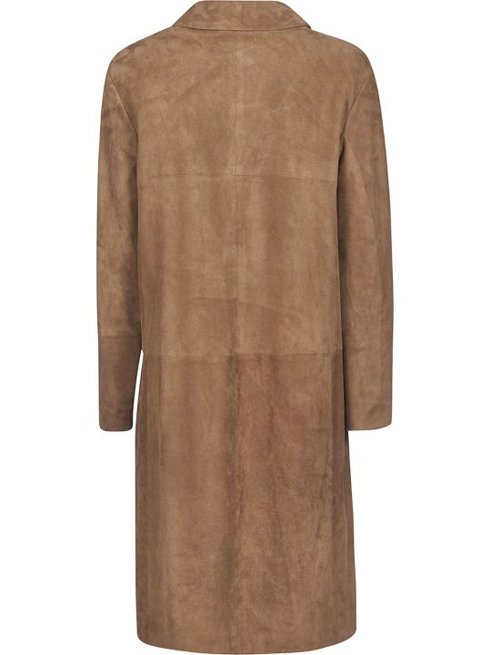 Max Mara The Cube Oversized Coat