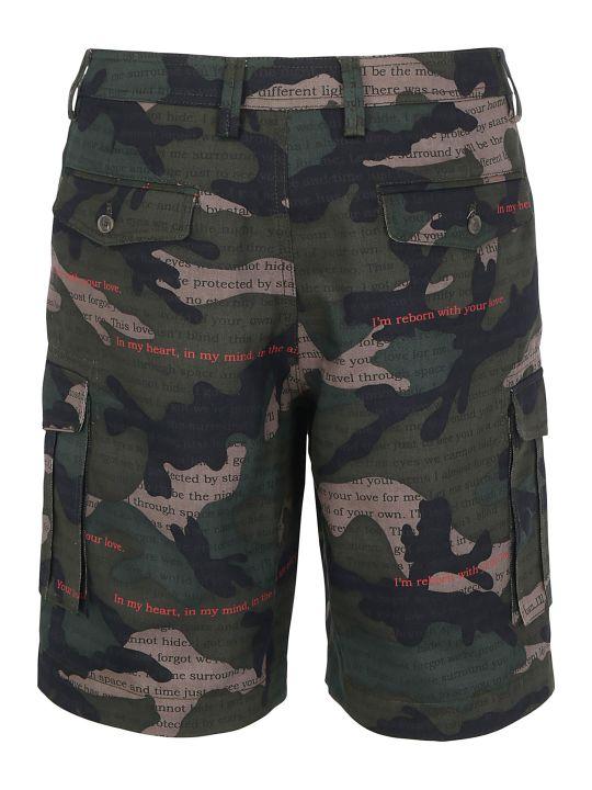 Valentino Bermuda Shorts