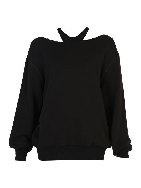 Ben Taverniti Unravel Project Cotton And Cashmere Sweatshirt