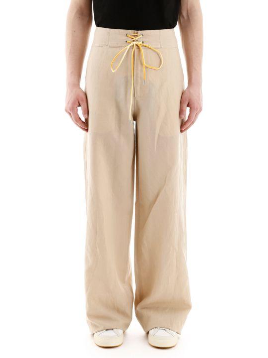 Lanvin Wide Leg Trousers