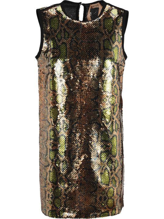 N.21 N21 Sequins Dress