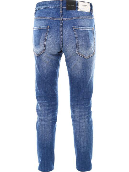 Dsquared2 Skinny Dan Jean Jeans