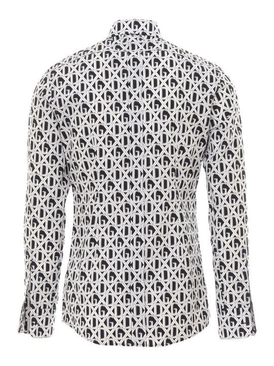 Dolce & Gabbana Gold Shirt