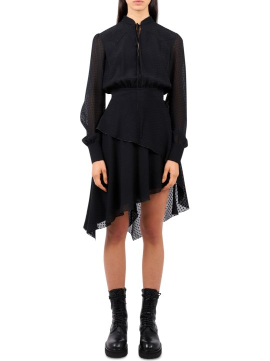 AMIRI Black Western Dress