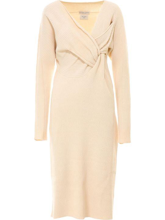 Bottega Veneta Dress Weave Knit
