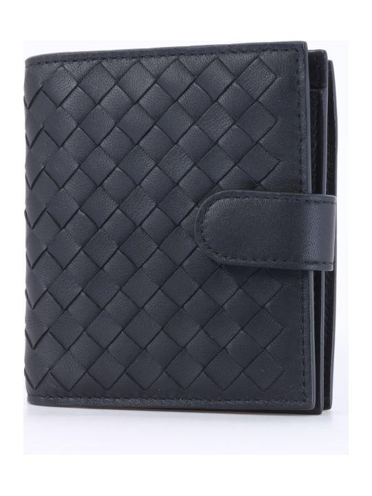 Bottega Veneta Mini Wallet Intrecciato