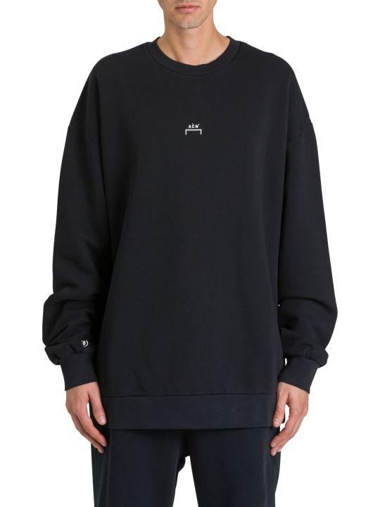 A-COLD-WALL Printed Crewneck Sweatshirt