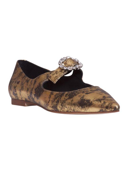 Jeffrey Campbell Ballerina Shoes