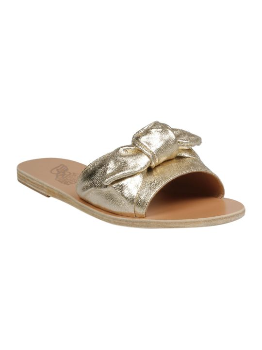 Ancient Greek Sandals Flat Shoes
