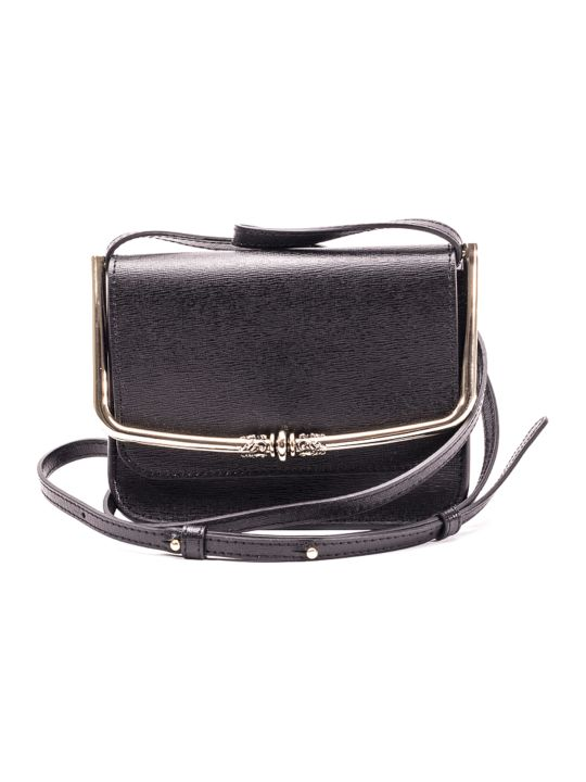 L'Autre Chose Lautre Chose Leather Shoulder Bag