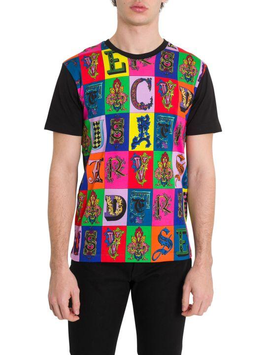 Versace Lettering T-shirt