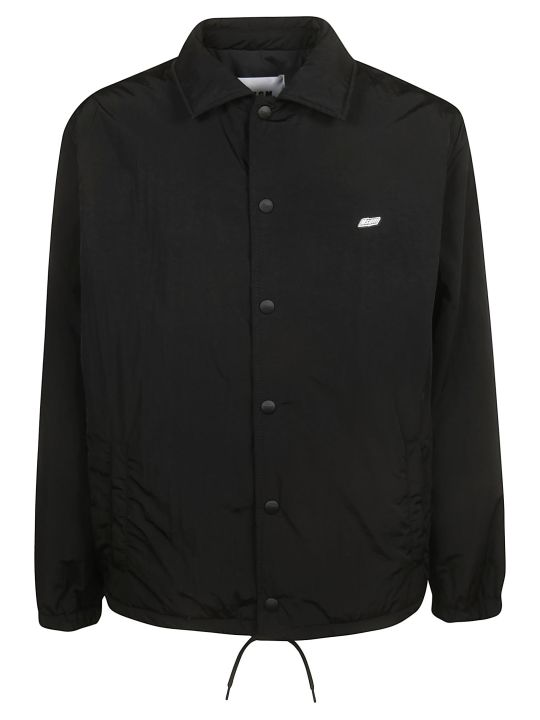 MSGM Button Up Jacket