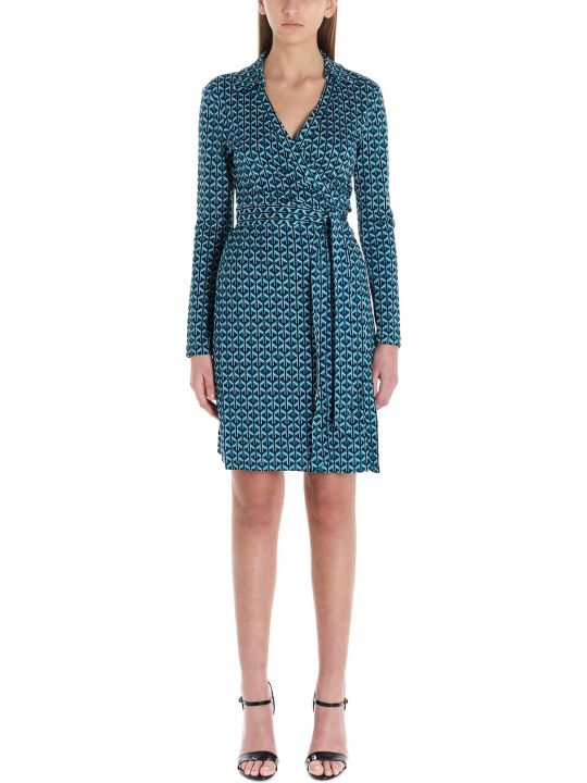 Diane Von Furstenberg 'new Jeanne Two' Dress