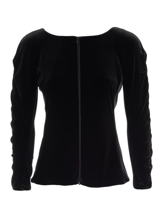 Emporio Armani Jacket Round Neck