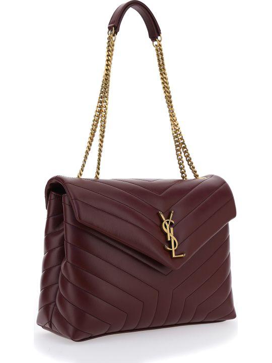 Saint Laurent Loulou Shoulder Bag