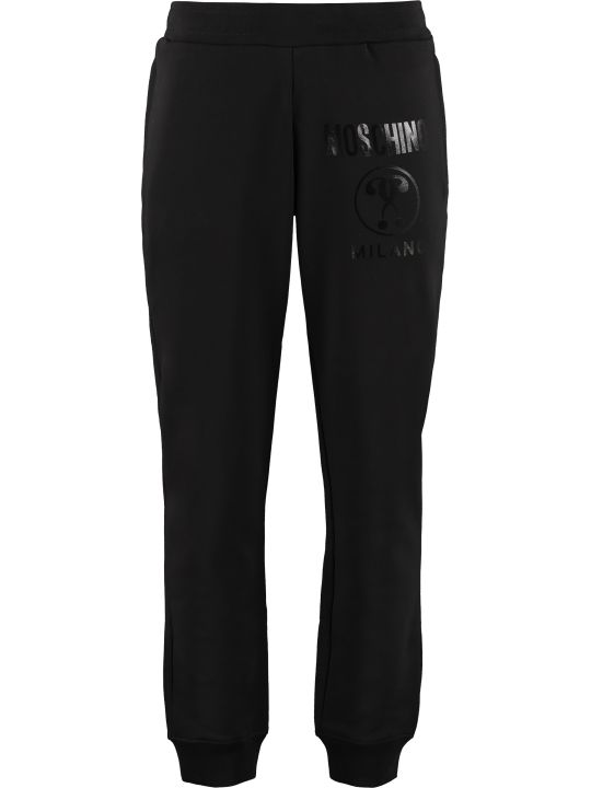 Moschino Stretch Cotton Track-pants