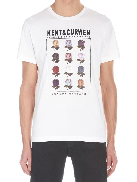 Kent & Curwen 'authentic British Heritage' T-shirt
