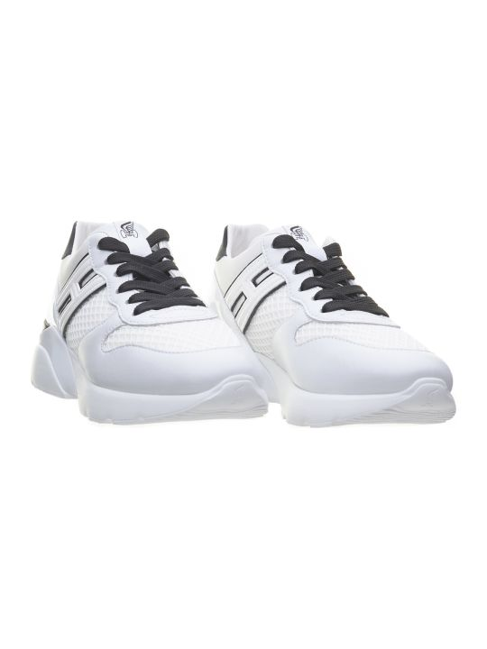 Hogan White Active One Sneakers