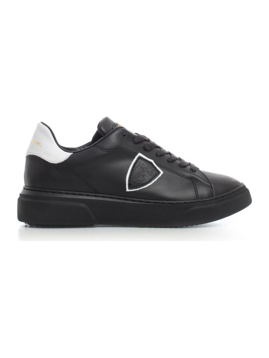 Philippe Model Sneakers Black