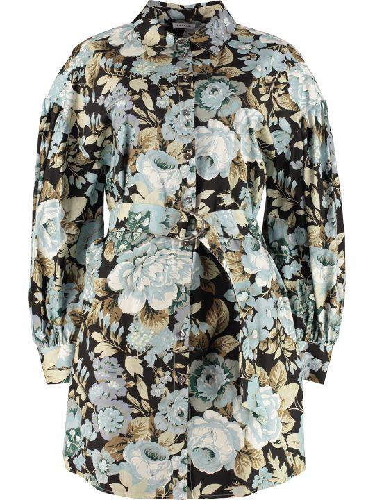 Parosh Cotton Shirt Dress