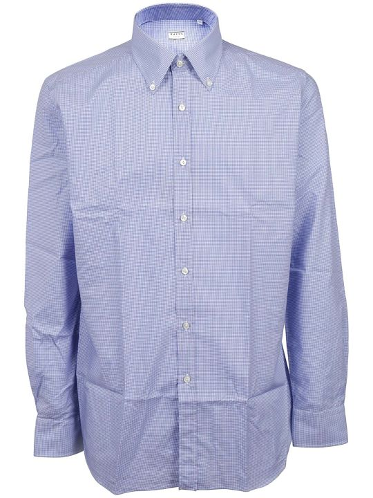 Xacus Gingham Button Down Shirt