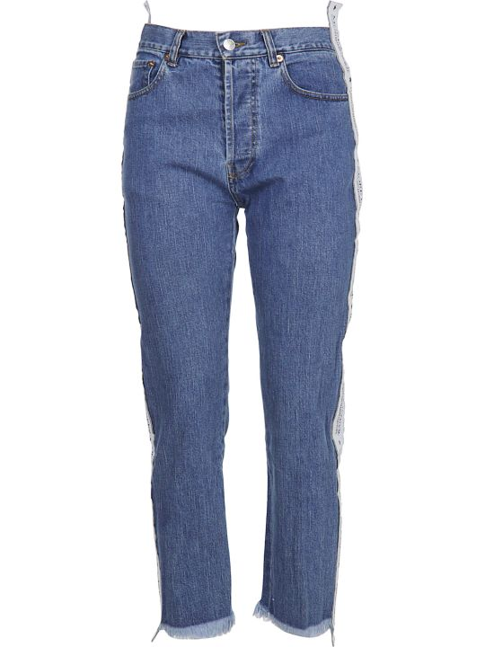 Forte Couture Forte Dei Marmi Couture Cropped Length Jeans