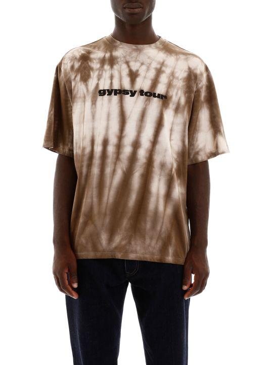 Paura Tie-dye Print T-shirt