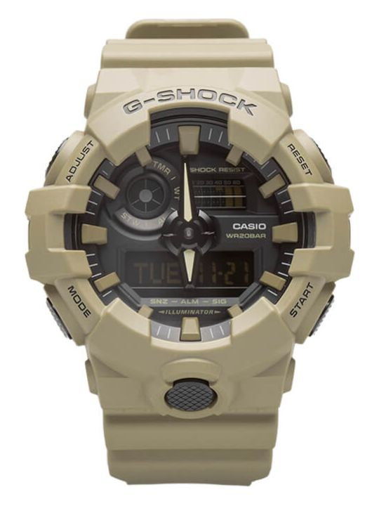 G-Shock Anadigital Wrist Watch