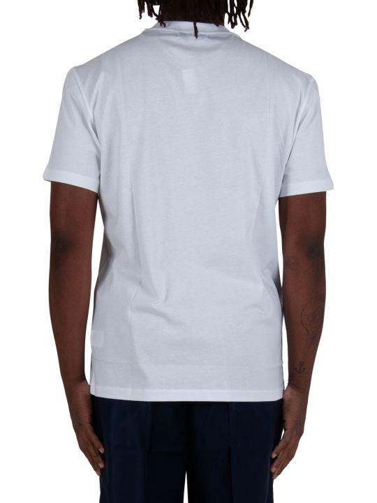 Futur Outline Tee - White