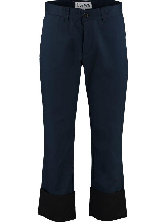 Loewe Cotton Chino Trousers