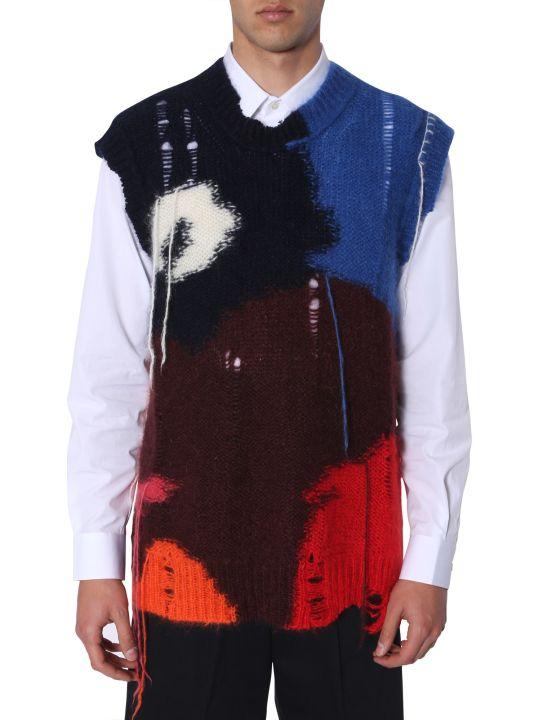 Alexander McQueen Sleeveless Shirt