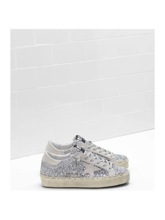 Golden Goose Sneaker Hi Star Glitter